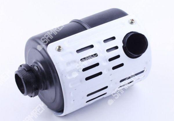 Глушитель мототрактора