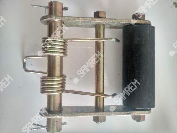 Ролик натяжной нижний мототрактора