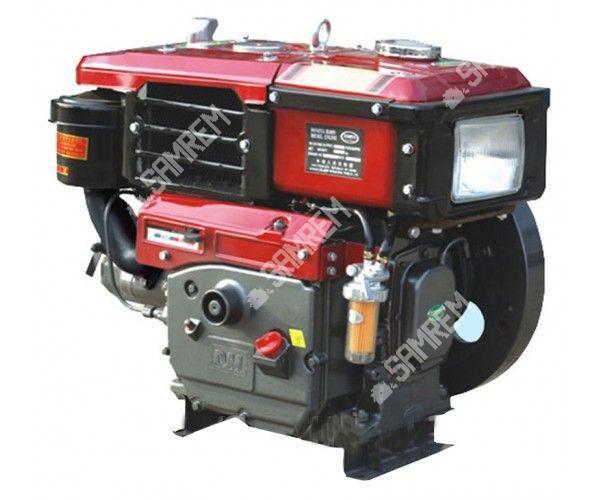 Дизельный двигатель на мотоблок 10 л.с. R190NL-GZ  Витязь