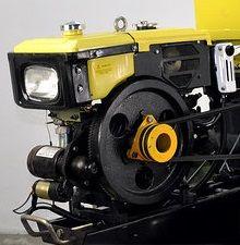Дизельный двигатель на мотоблок 8 л.с. R180Е Добрыня с электростартером