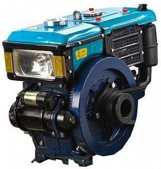 Дизельный двигатель на мотоблок 11 л.с. R192Е Добрыня с электростартером