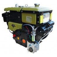 Дизельный двигатель на мотоблок 10 л.с. R190NDL-GZ  Витязь с электростартером