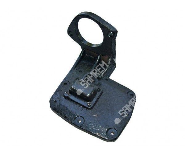 Кронштейн крепления стартера мотоблока R190/195 в сборе с сапуном