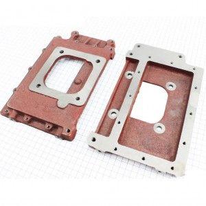 Пластина крепления радиатора чугун (R180)